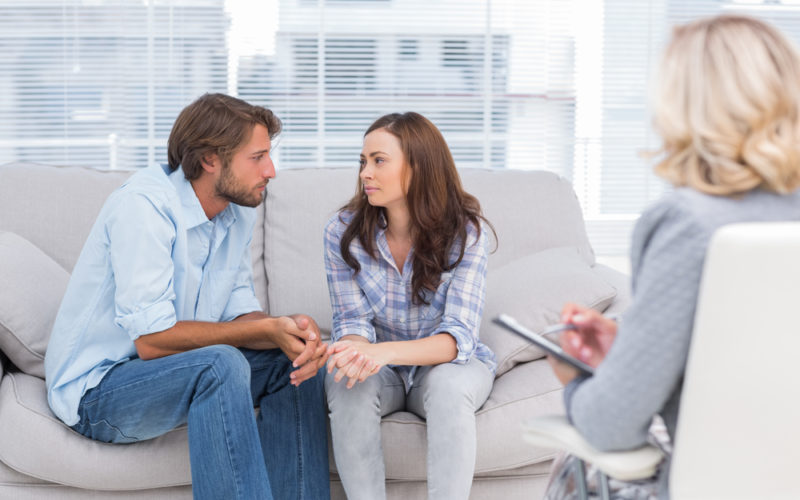 Why Visit a Relationship Counsellor?