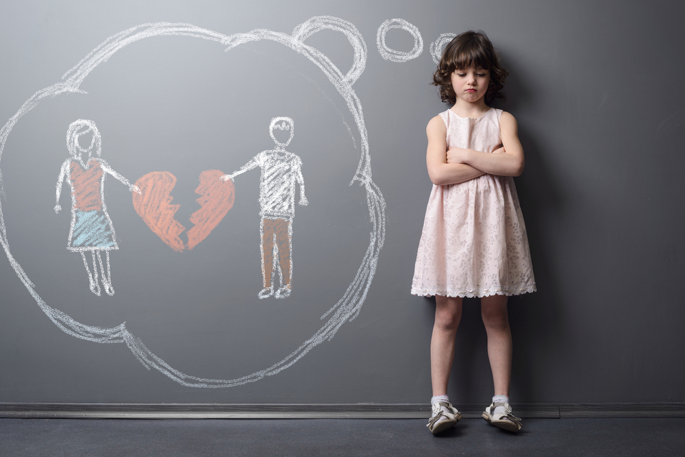 the effects of divorce on kids