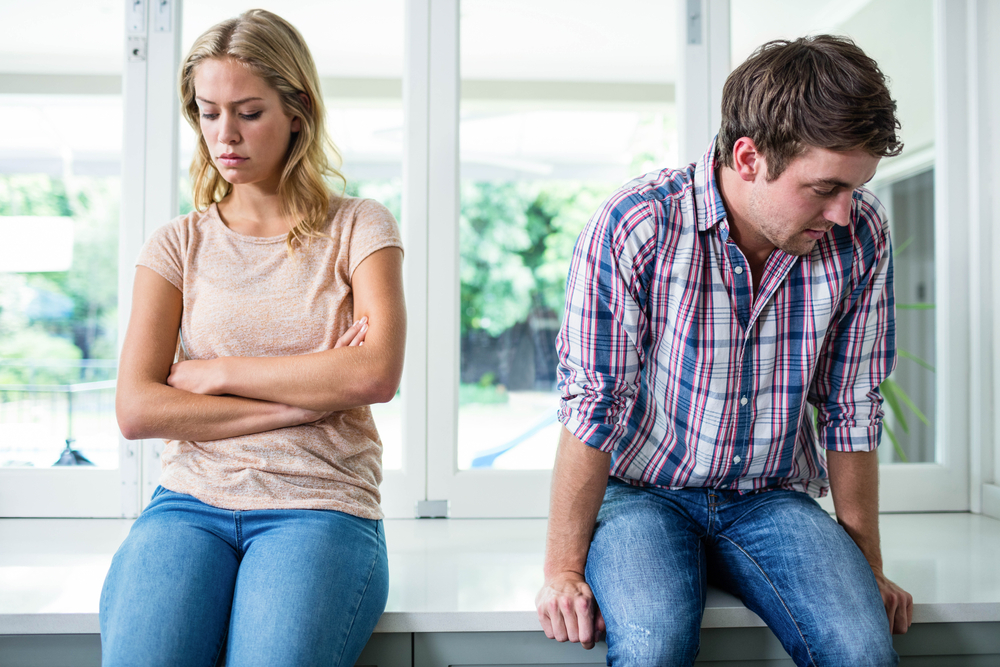 how to manage the feelings of anger with your partner