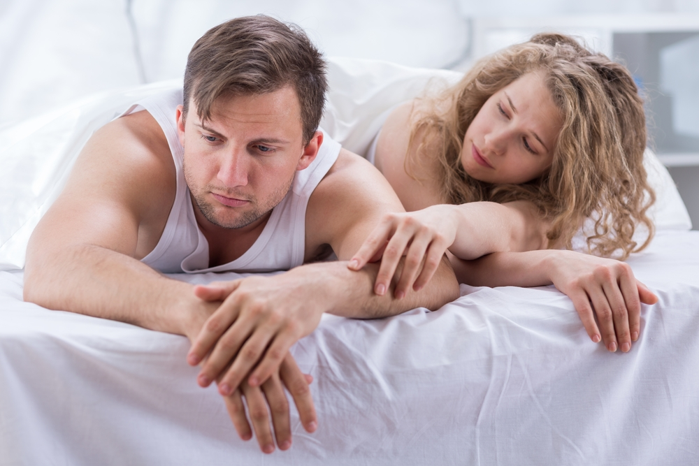 A Few Reasons for Your Intimacy Troubles