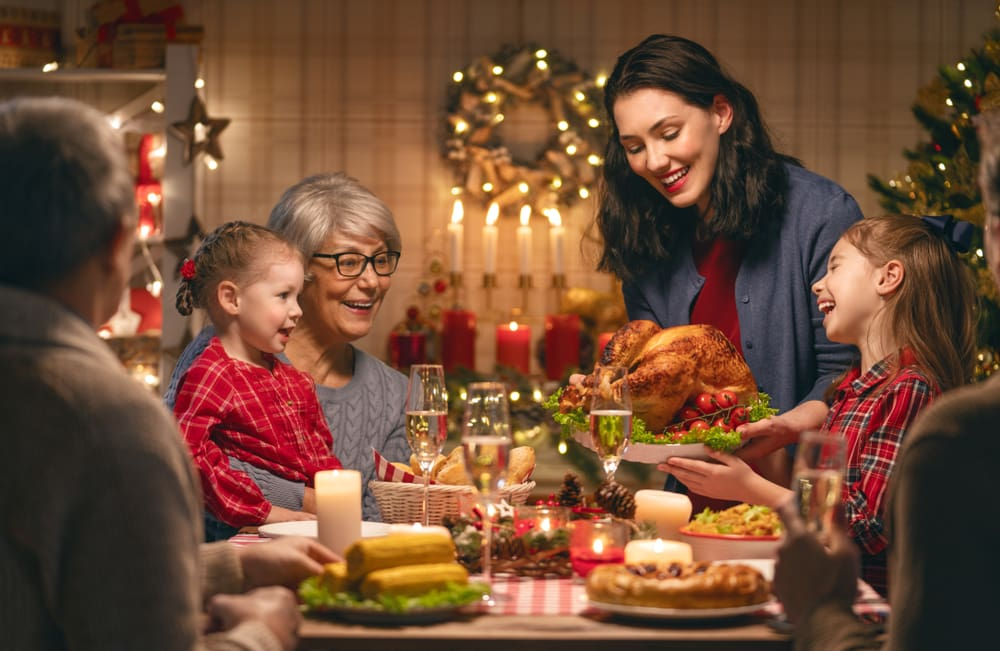 How to Cope With Family Members Over the Holidays