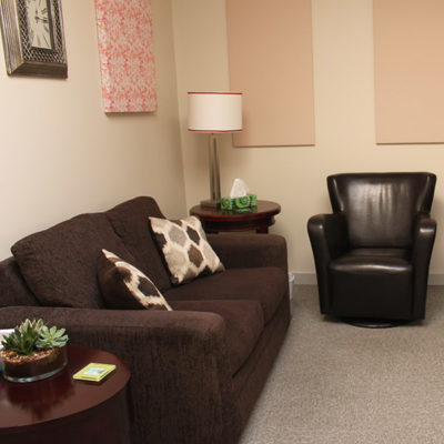 Vaughan Therapy Interior
