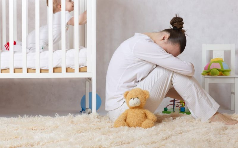 Postpartum Depression & Postpartum Anxiety